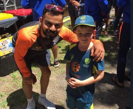 7 साल केऑस्ट्रेलिया उपकप्तान आर्ची शिलर ने विराट कोहली को बताया विश्व का सबसे बेहतरीन बल्लेबाज