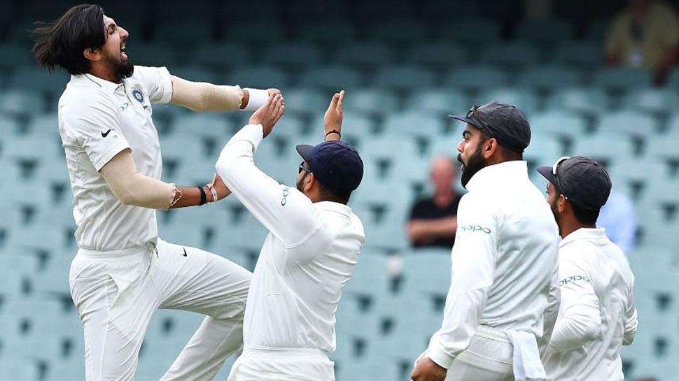 एडिलेड टेस्ट : भारत ने आस्ट्रेलिया को 31 रनों से हराया