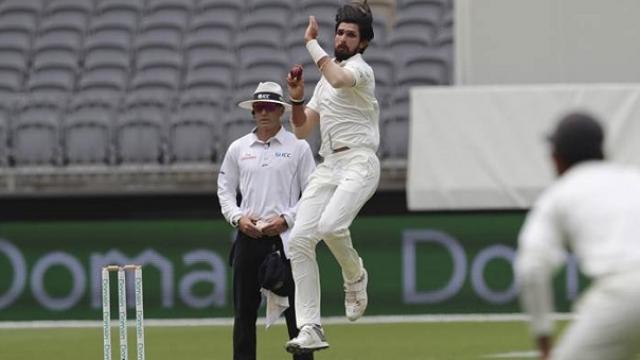 When Kohli bats, we have confidence: Ishant