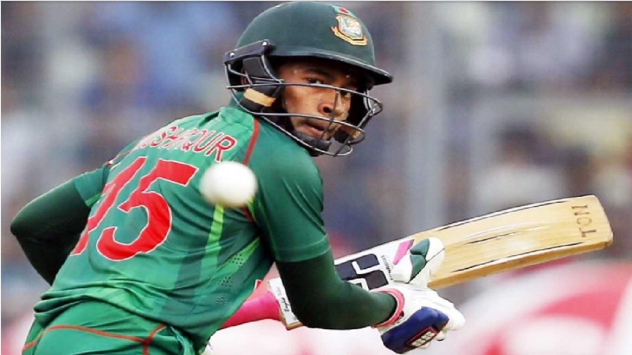 RECORDS: मुस्फिकुर रहीम ने एकदिवसीय क्रिकेट में पूरे किये अपने 6,000 रन 26