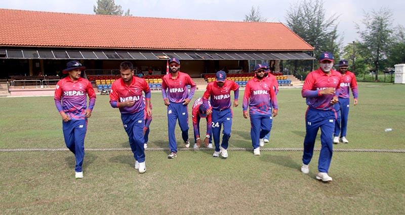 नेपाल के लिए सबसे लंबे समय तक क्रिकेट खेलने वाले इस खिलाड़ी ने किया संन्यास का फैसला, भावुकता में कही ये बात 2