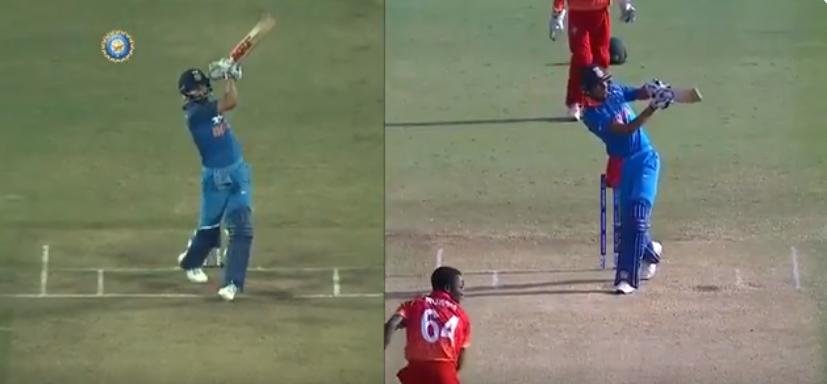 वीडियो- बीसीसीआई ने अंडर-19 के इस खिलाड़ी को माना विराट कोहली का विकल्प, कही ये बात 45