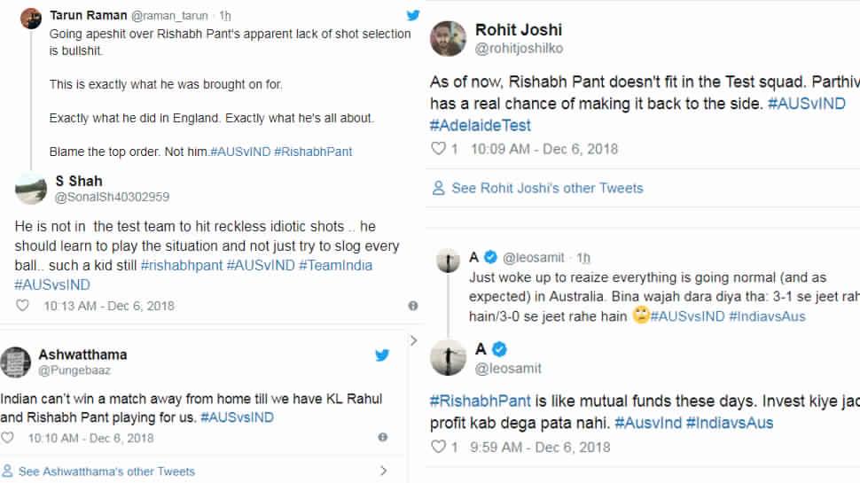 AUSvsIND: किसने कहा ऋषभ पंत को कान में समझाओ यह टेस्ट क्रिकेट है आईपीएल नहीं 3