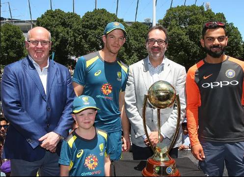 वीडियो : 7 वर्षीय ऑस्ट्रेलिया के उपकप्तान ने कुछ इस अंदाज में दी भारतीय टीम को जीत की बधाई 3