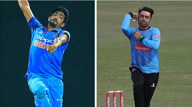 जाने जसप्रीत बुमराह और राशिद खान में कौन रहा है साल 2018 का बेस्ट गेंदबाज? आंकड़े हैं गवाह 3