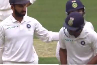 वीडियो : भारतीय टीम के लिए आई बुरी खबर, टीम का महत्वपूर्ण खिलाड़ी फील्डिंग के दौरान हुआ चोटिल 2