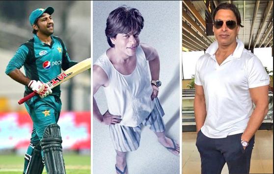 शोएब अख्तर ने शाहरुख खान को जोड़ते हुए सरफराज अहमद के लिए दिया विवादित बयान 42