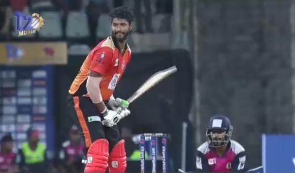 वीडियो: आईपीएल नीलामी के बाद एक बार फिर शिवम दुबे ने जड़ा एक ओवर में 5 छक्का 2