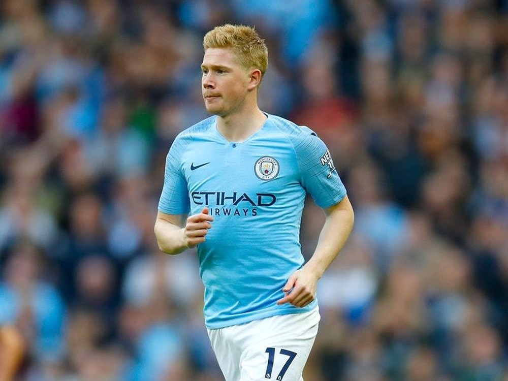 The last season was tired of Kevin de Bruyne