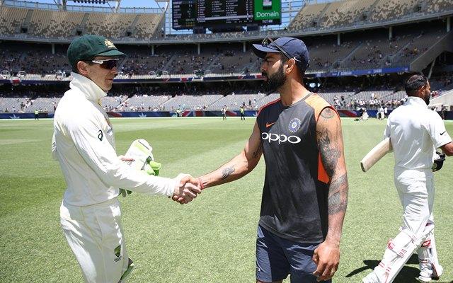 ऑस्ट्रेलिया और भारत के बीच होगी यादगार टेस्ट सीरीज: स्टीव वॉ