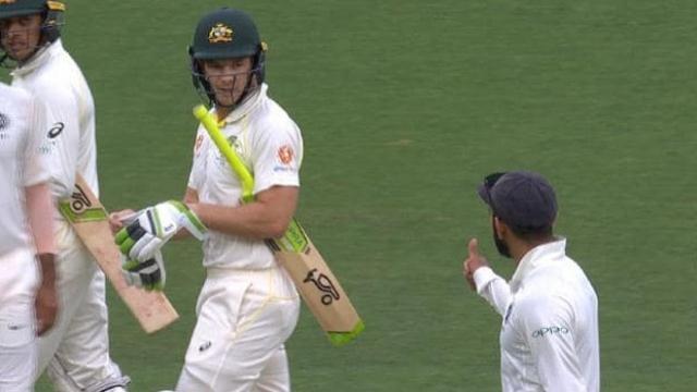 AUSvsIND- विराट कोहली ने टीम पेन से कहा, 'मैं दुनिया का सर्वश्रेष्ठ बल्लेबाज, तुम हो एक स्डेंड इन कैप्टन' : ऑस्ट्रेलियाई मीडिया 2
