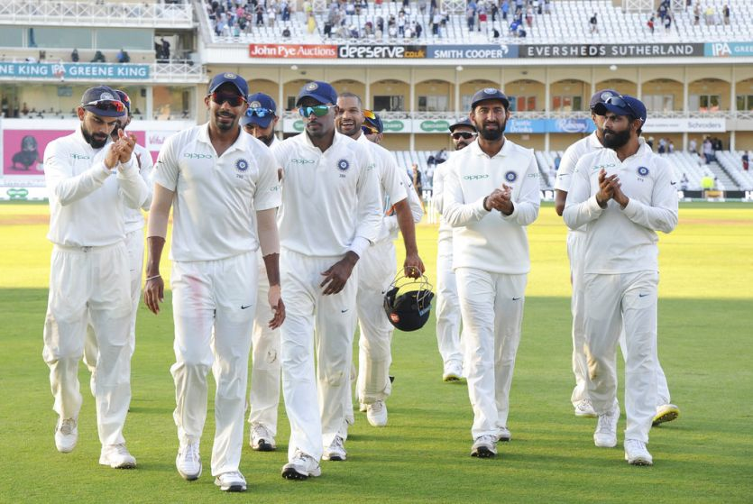 Melbourne Test: India win 2 wickets away