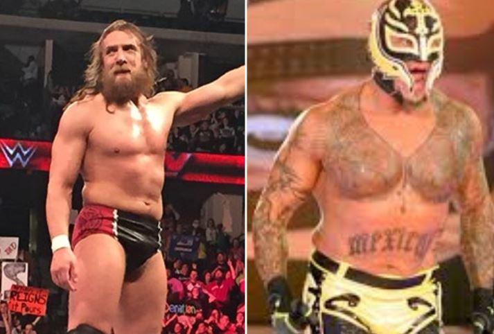 इन WWE रैसलरों की लम्बाई पूरी छः फुट भी नहीं, लेकिन रैसलिंग रिंग पर किया है वर्षो तक राज 37