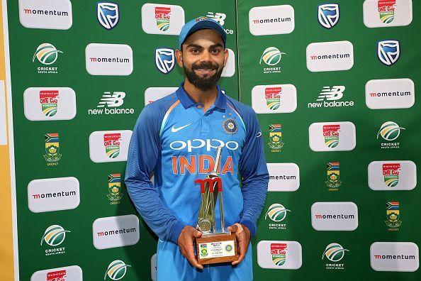 2018 में इन 5 भारतीय खिलाड़ियों का रहा दबदबा, सबसे ज्यादा बार रहे मैन ऑफ़ द मैच 15