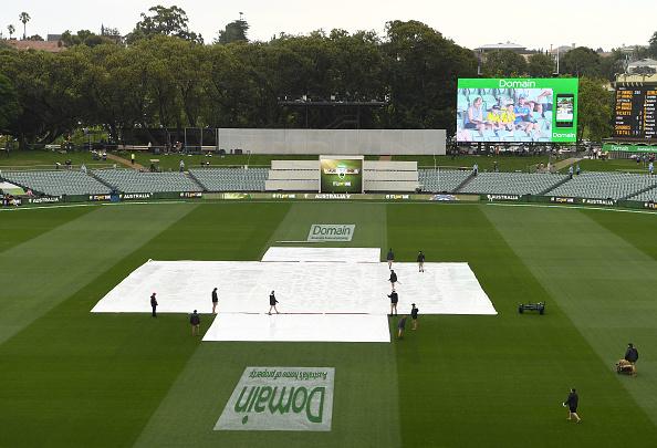 AUSvIND: Weather Report: पर्थ टेस्ट के दौरान कुछ ऐसा रहेगा पांचो दिन के मौसम का हाल, इन 3 दिन हो सकती है बारिश 1