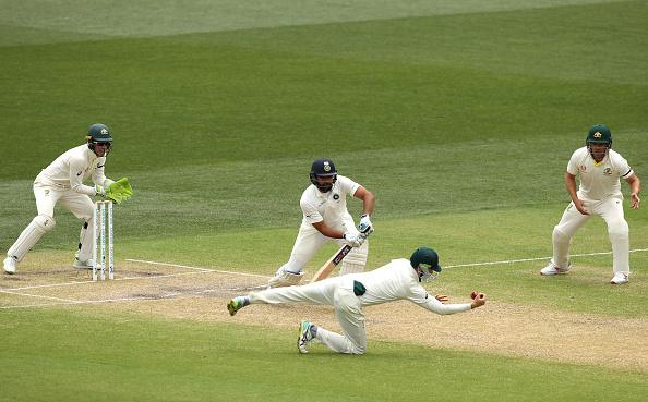 AUSvIND: वीडियो: पहली पारी के बाद दूसरी पारी में भी रोहित शर्मा ने किया सभी को निराश, कट सकता हैं दूसरे टेस्ट से पत्ता 2