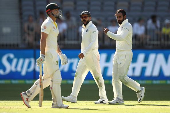 AUSvsIND- पर्थ टेस्ट में अपनी गेंदबाजी से प्रभावित करने वाले हनुमा विहारी ने भारतीय बल्लेबाजों को दी ये सलाह