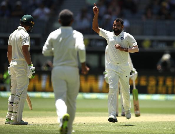 AUSvsIND, पर्थ टेस्ट: चौथे दिन बने 6 बड़े रिकॉर्ड, मोहम्मद शमी और बुमराह के नाम जुड़ा ऐतिहासिक रिकॉर्ड 23
