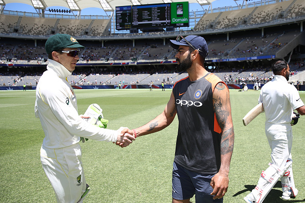STATS: AUSvsIND: मैच में बने 10 रिकॉर्ड, विराट कोहली की कप्तानी में भारत के नाम जुड़ा ये शर्मनाक रिकॉर्ड 12
