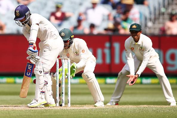वीडियो: 148.6 ओवर में रहाणे को दिखी ही नही लियोन की गेंद, ऐसे गवायां अपना विकेट 24