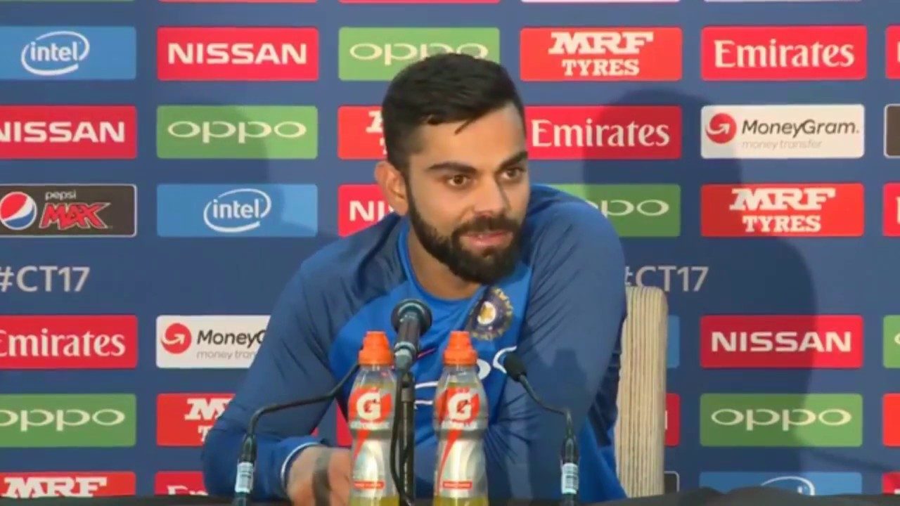 Kohli's appeal, give bowlers with bat