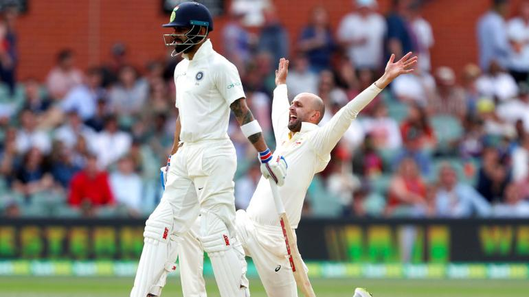 पर्थ टेस्ट : मेजबान गेंदबाजों का कहर, भारत हार की ओर