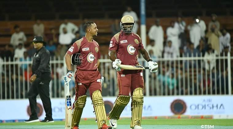 टी-10 क्रिकेट लीग: शाहिद अफरीदी के तूफानी प्रदर्शन के दम पर पख्तून की टीम फाइनल में 3