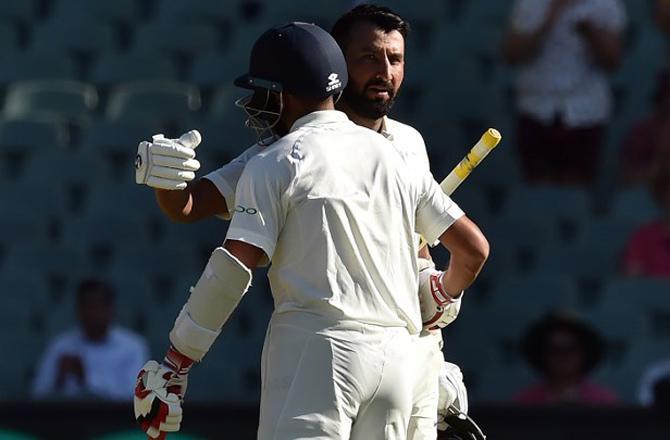 It's one of my top 5 innings: Pujara