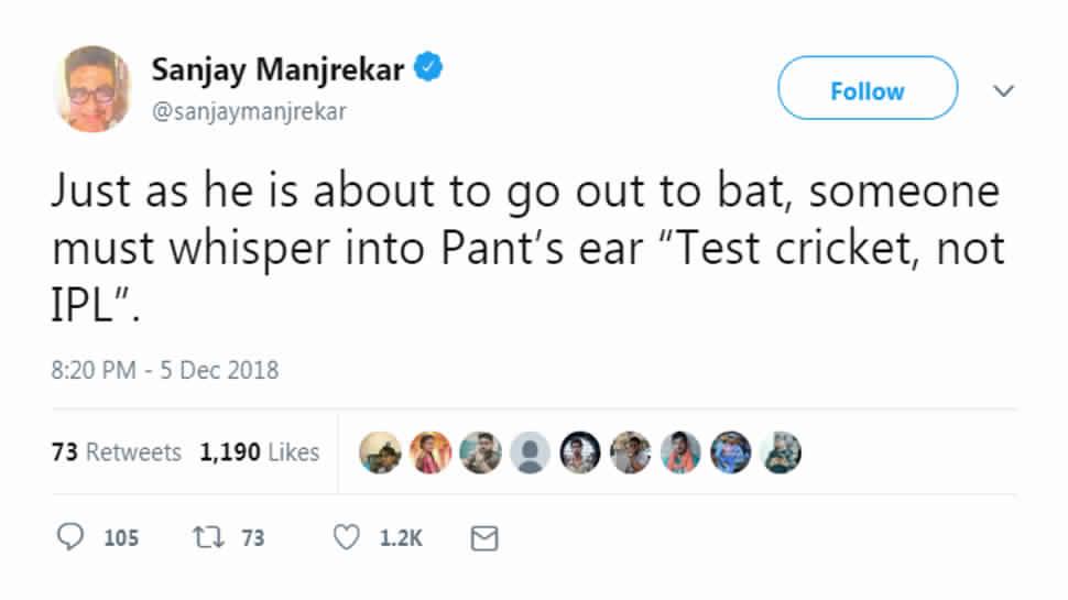AUSvsIND: किसने कहा ऋषभ पंत को कान में समझाओ यह टेस्ट क्रिकेट है आईपीएल नहीं 2
