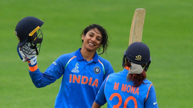 स्मृति मंधाना आईसीसी वनडे रैंकिंग शीर्ष पर, जाने अन्य खिलाड़ियों की रैंकिंग
