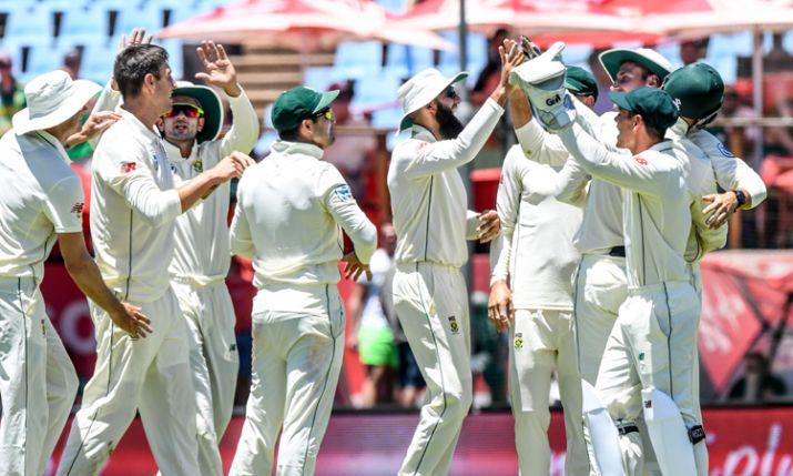सेंचुरियन टेस्ट : पहले दिन रहा गेंदबाजों का दबदबा