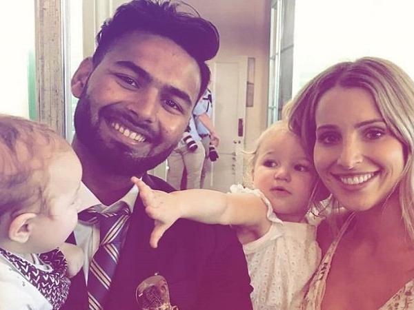 क्रिकेट ऑस्ट्रेलिया की अवार्ड सैरेमनी में एक बार फिर से चर्चा में आया 'बेबीसीटर', होबार्ट की टीम ने कुछ ऐसा उड़ाया ऋषभ पन्त का मजाक