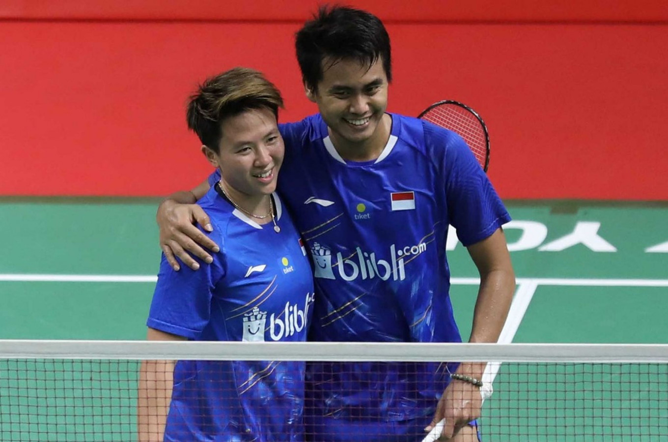 Indonesia's legend Liliana retires from Badminton