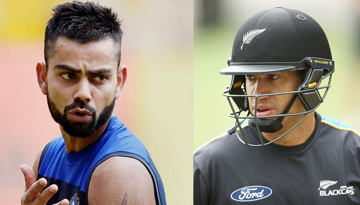 रॉस टेलर ने वनडे सीरीज से पहले न्यूज़ीलैंड को किया आगाह, विराट कोहली नहीं इन 2 खिलाड़ियों से रहना होगा सावधान
