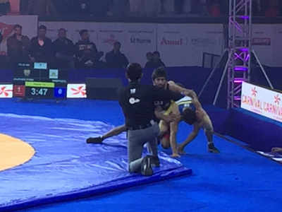 PWL-4: Punjab's encounter with Bajrang Testing from Delhi (preview)