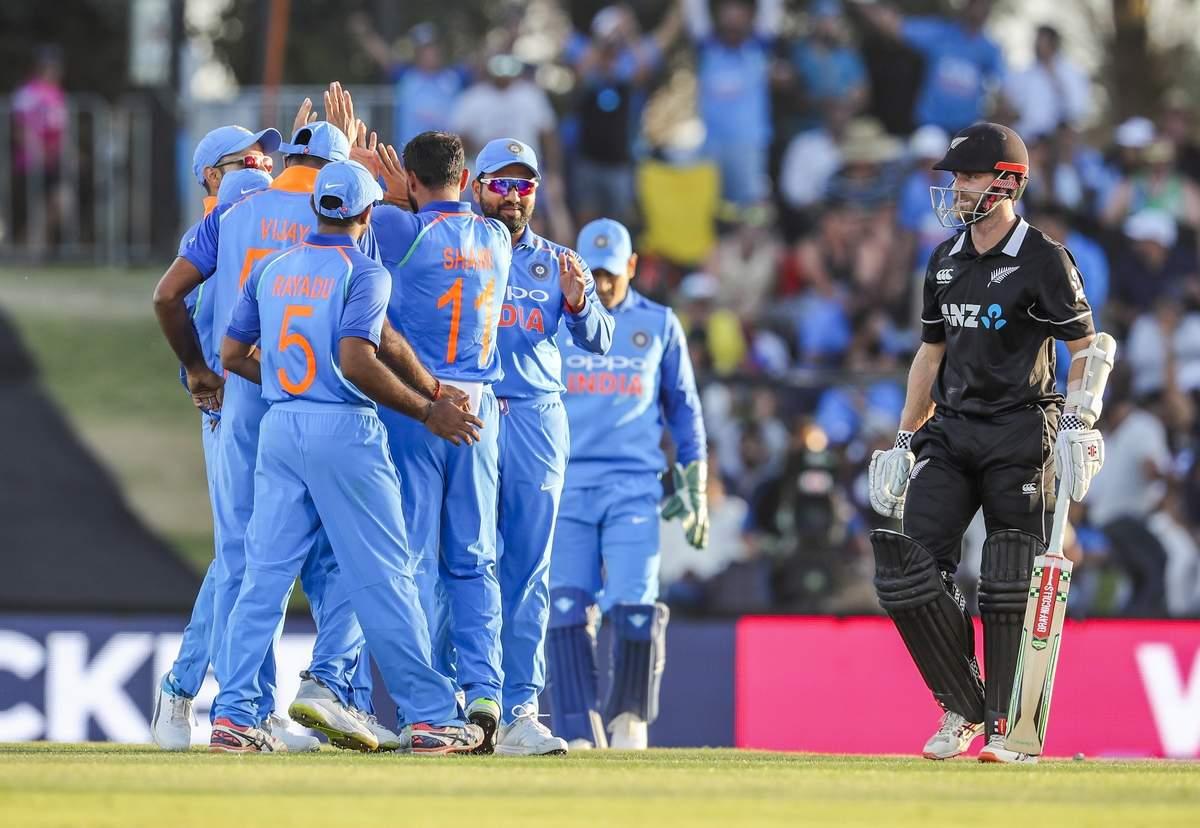 Mount Maunangui ODI: India made 2-0 lead with big win