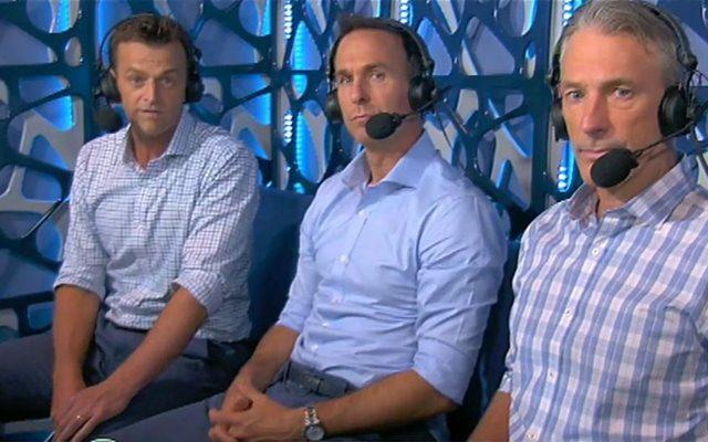 ऑस्ट्रेलिया हुआ विश्व कप से बाहर तो माइकल वॉन ने कहा कुछ ऐसा भड़के एडम गिलक्रिस्ट, कहा 'इडियट' 3