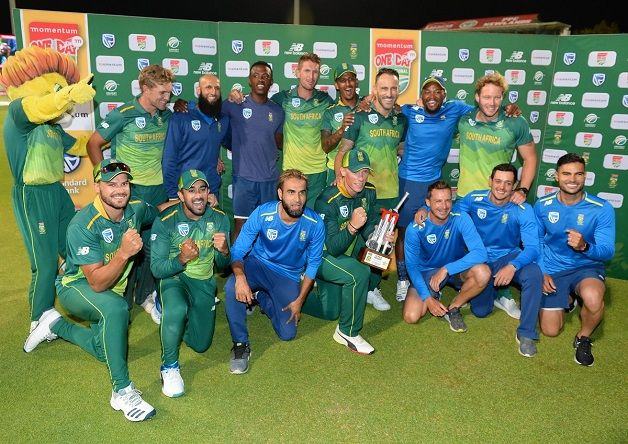 Newlands ODI: South Africa win series 3-2 from Pakistan