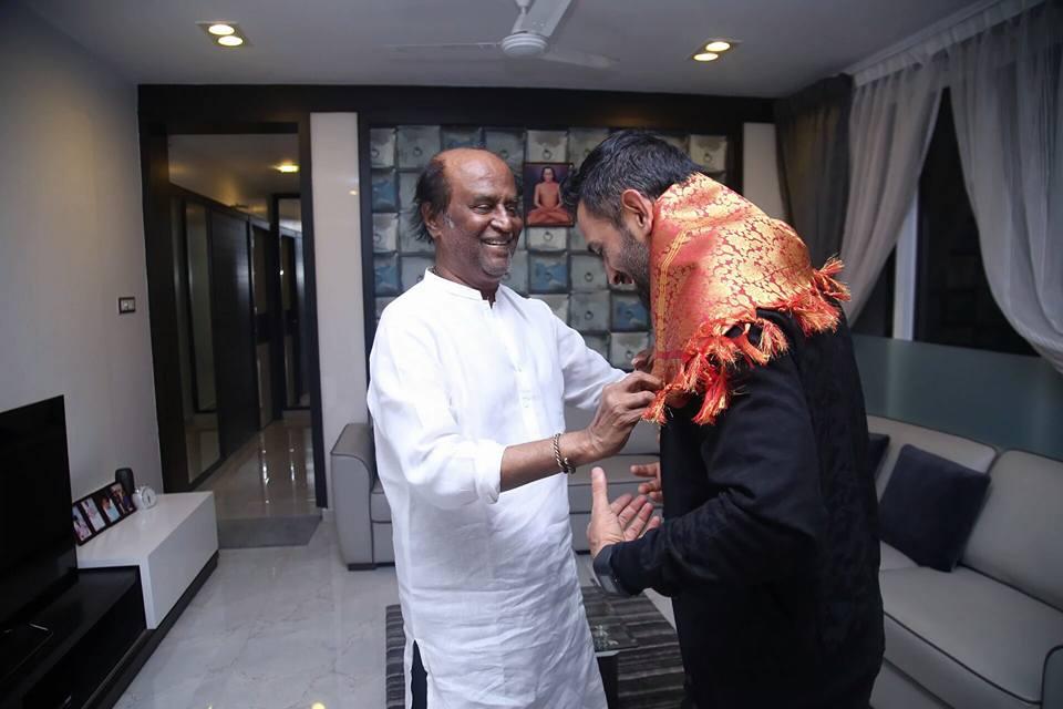 'रजनीकांत' की फिल्म पेटा में महेंद्र सिंह धोनी ने की एक्टिंग, वायरल हुआ ट्रेलर 1