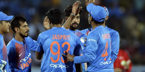 Mohammad Siraj can make ODI debut from Australia series