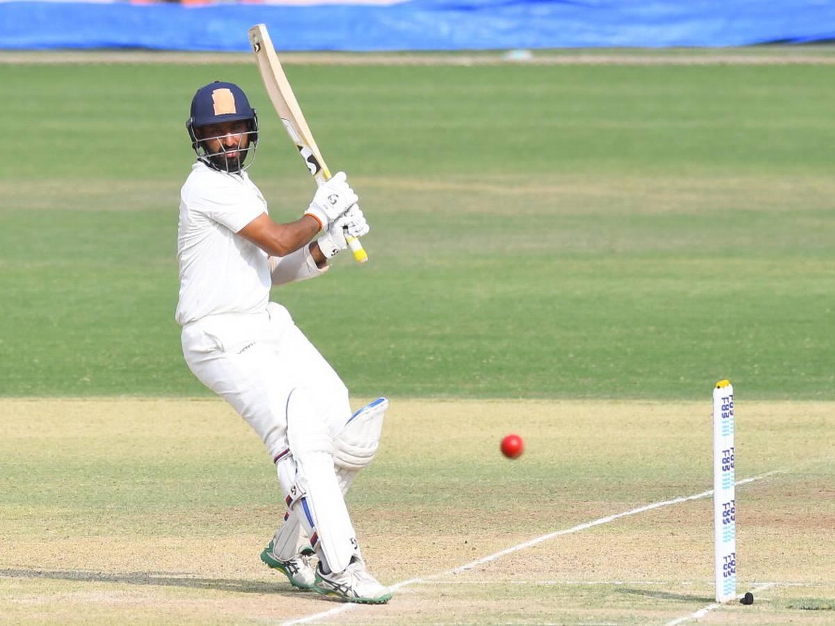 रणजी ट्रॉफी : पुजारा, शेल्डन के शतकों से तीसरी बार फाइनल में सौराष्ट्र