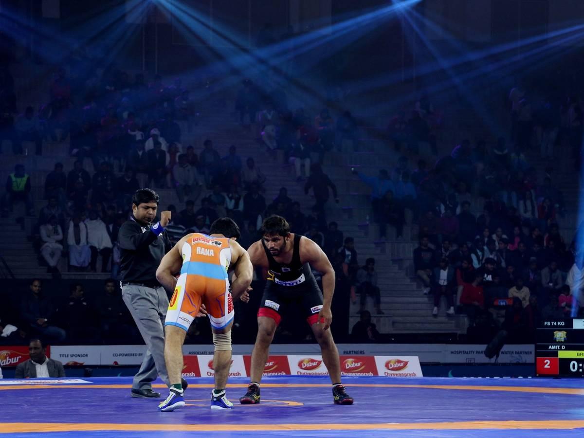 PWL-4: Amit ties for winning champions Punjab Royals