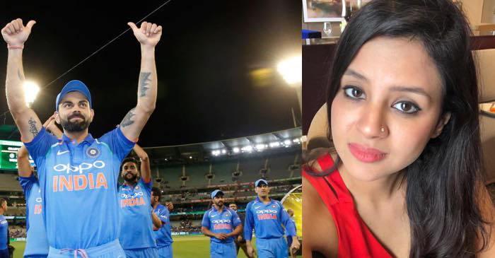 AUSvsIND- भारतीय टीम की वनडे सीरीज की जीत को साक्षी धोनी ने बताया ऐतिहासिक, धोनी को लेकर कही ये बात