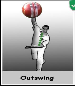 वीडियो: क्या होती है आउट स्विंग गेंदबाजी? जाने कैसे कर सकते हैं आसानी से ये गेंद 1