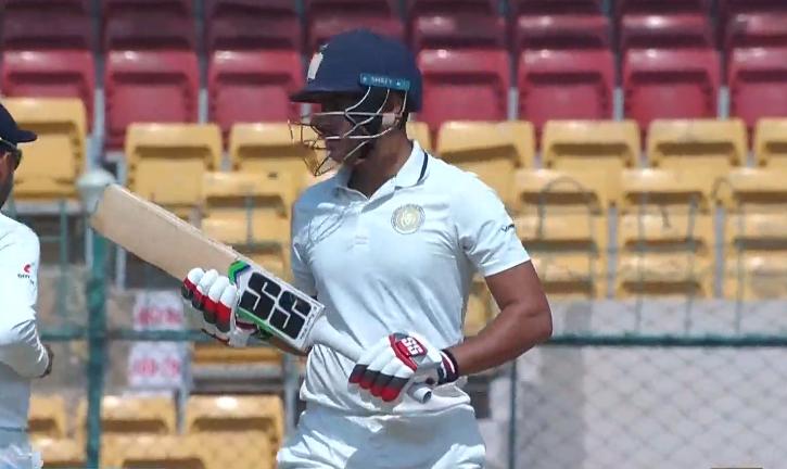 रणजी ट्रॉफी 2018-19: कर्नाटक की खतरनाक गेंदबाजी से बैकफुट पर सौराष्ट्र 3