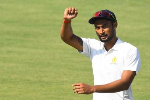 रणजी ट्रॉफी 2018-19: कर्नाटक की खतरनाक गेंदबाजी से बैकफुट पर सौराष्ट्र 4