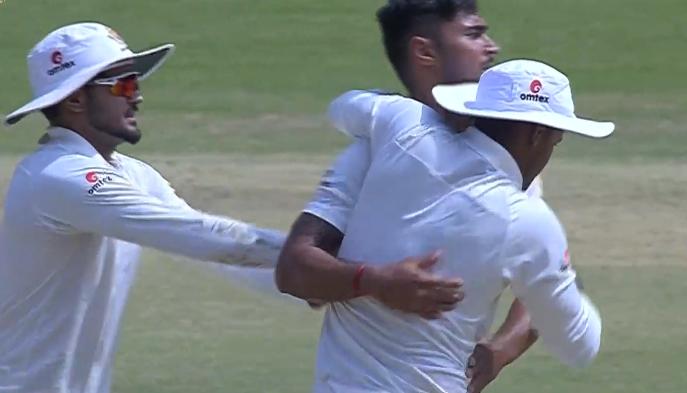रणजी ट्रॉफी 2018-19: कर्नाटक की खतरनाक गेंदबाजी से बैकफुट पर सौराष्ट्र