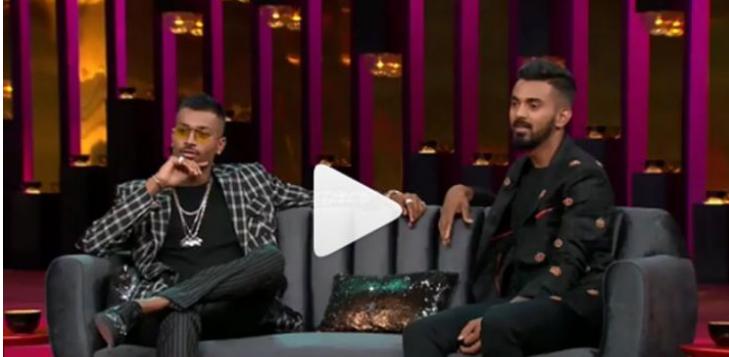वीडियो : राहुल और हार्दिक से पूछा गया धोनी और कोहली में से कौन है बेहतर कप्तान ? मिला ये जवाब