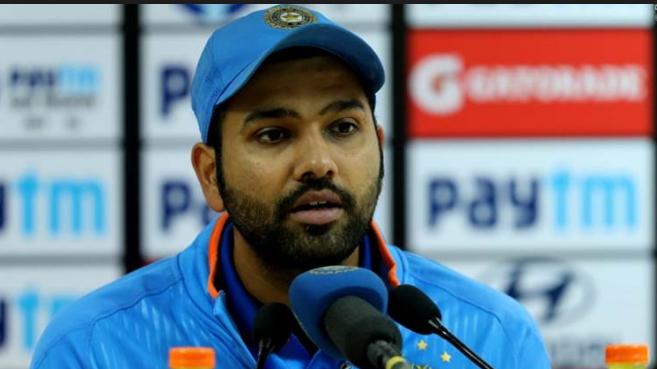 INDvsNZ : भारतीय टीम की हार का जिम्मेदार रोहित शर्मा ने इन खिलाड़ियों को बताया