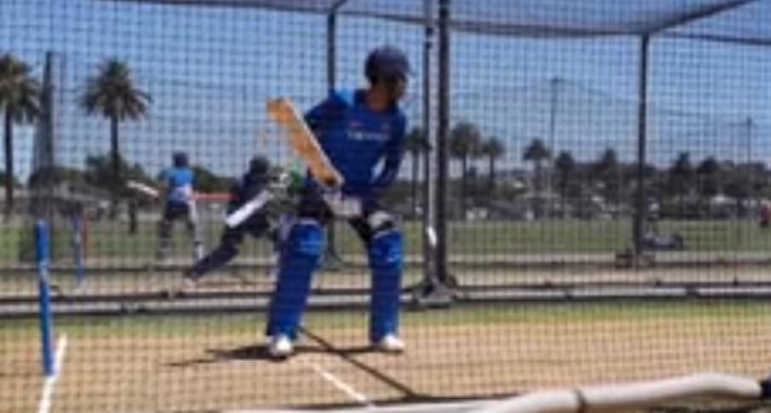 वीडियो : पहला वनडे खेल सकते हैं शुभमन गिल, प्रैक्टिस के दौरान शानदार शॉट्स लगाते आये नजर! 1